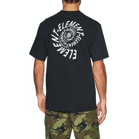 Element Frisco Short Sleeve T-Shirt - Flint Black