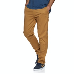 Element Howland Classic Chino Pant - Bronco Brown