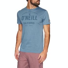 O'Neill Ocotillo Short Sleeve T-Shirt - Walton Blue