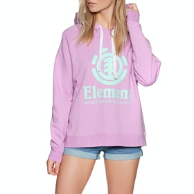 Element Verticalli Hood Womens Pullover Hoody - Orchid