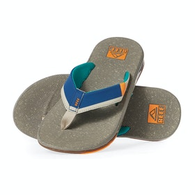 Sandales Reef Fanning Low - Tan Blue
