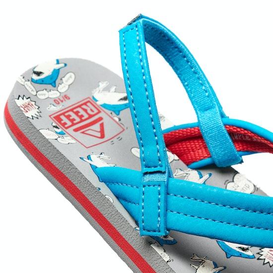 Reef Little Ahi Kids Sandals