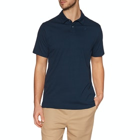 Hurley Dri-fit Harvey Solid Polo Shirt - Obsidian