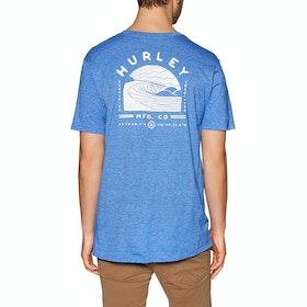 T-Shirt à Manche Courte Hurley Siro Daybreak - Soar Htr