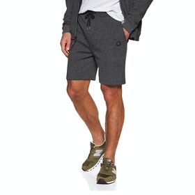 Hurley Therma Protect Fleece Shorts - Black Htr