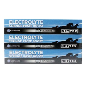 Net-Tex Electrolyte Boost Paste Performance Supplement - Clear