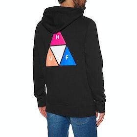 Huf Prism Pullover Hoody - Black