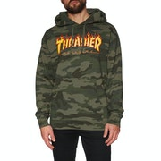 Pullover Thrasher Flame