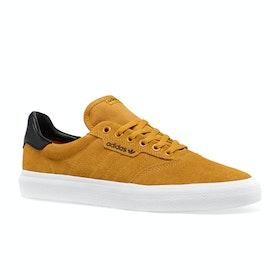 Adidas 3mc Adv Shoes - Tactile Yellow Core Black White