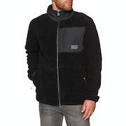 Superdry Sherpa Desert Modern Zip Through Fleece