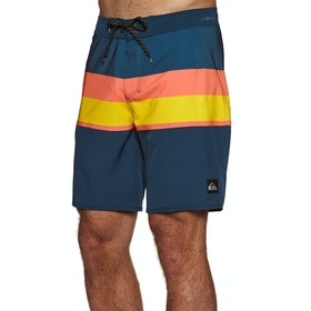 Quiksilver Highline Season 19 Boardshorts - Moonlit Ocean