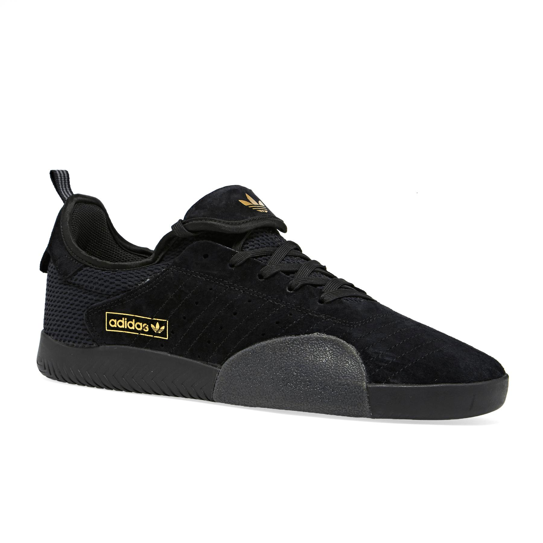 Adidas 3ST.003 core blackwhitegold Schuhe