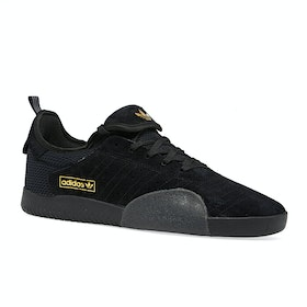 Adidas 3st.003 Shoes - Core Black White Gold Met