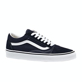 Vans Old Skool Trainers - Night Sky True White