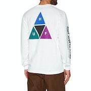 Huf Prism TT Long Sleeve T-Shirt