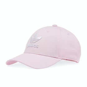 Casquette Adidas Originals Baseball Class Trefoil - Pink