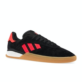 Chaussures Adidas 3st.004 - Core Black Solar Red White