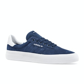 Adidas 3mc Adv Shoes - Tech Indigo White