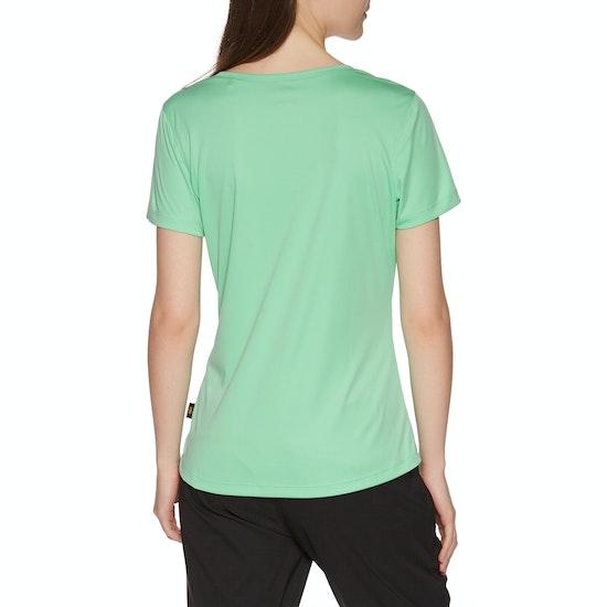 Jack Wolfskin Tech Womens Short Sleeve T-Shirt