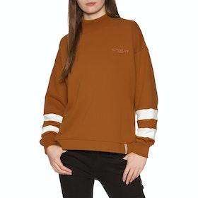 Superdry Rowan Crew Womens Sweater - Caramel Café