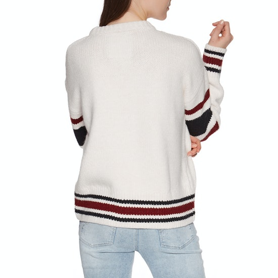 Superdry Intarsia Slouch Knit Womens Sweater