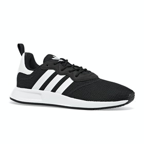 Adidas Originals X_PLR S J Kids Shoes - Core Black Cloud White Core Black