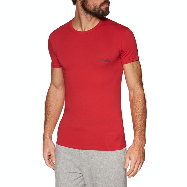 Emporio Armani 2pack Crew Neck T-Shirt Korte Mouwen