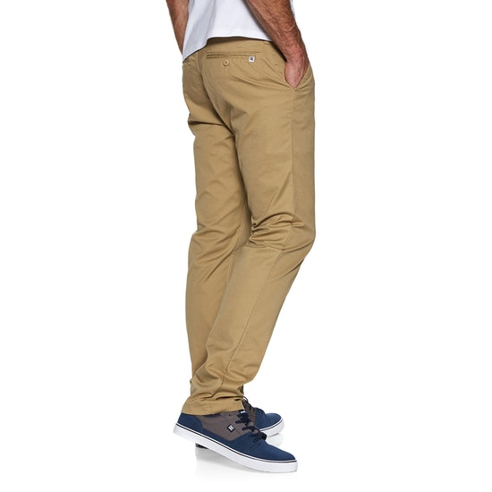 DC Worker Straight Chino Pant