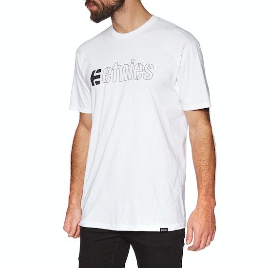 Etnies Ecorp Mens Short Sleeve T-Shirt