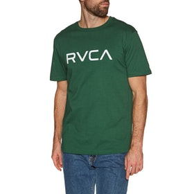 RVCA Big Rvca Short Sleeve T-Shirt - Green