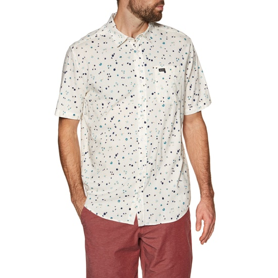 RVCA Calico Short Sleeve Shirt