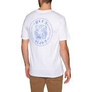 T-Shirt à Manche Courte RVCA Alohatiger