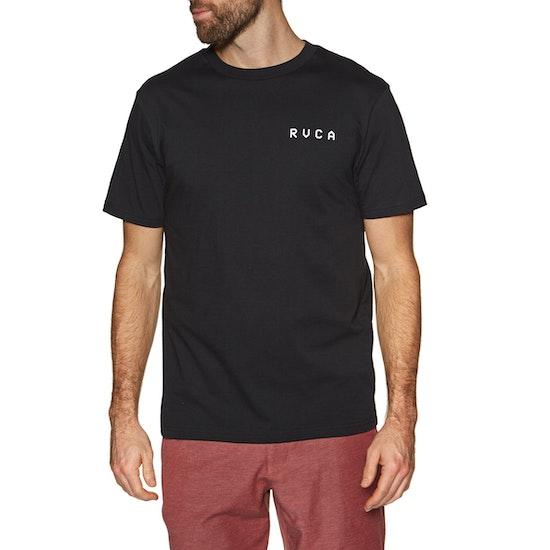 RVCA Johanna Olk Heads Short Sleeve T-Shirt