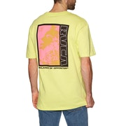 T-Shirt à Manche Courte RVCA Monolith