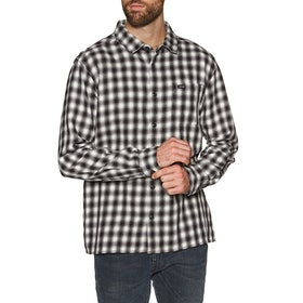 RVCA Telegraph Shirt - Black