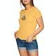 RVCA Happy Days Short Sleeve T-Shirt