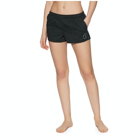 RVCA Synced Up Womens Boardshorts - Black