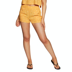 RVCA Suggest Womens Shorts - Amber