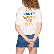 Billabong Party Waves Womens Short Sleeve T-Shirt
