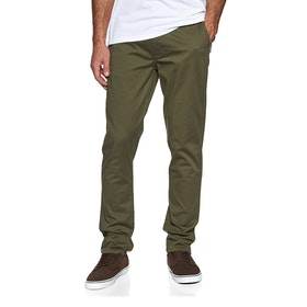 Element Howland Classic Chino Pant - Army