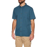 Quiksilver Taxer Short Sleeve Shirt