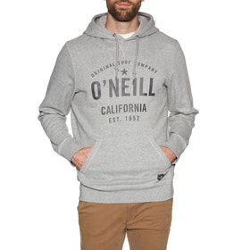 O'Neill Lm Piru Kapuzenpullover - Silver Melee