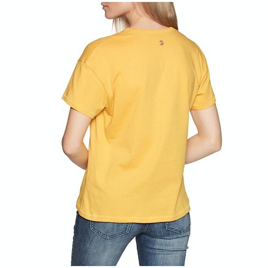 O'Neill Olympia Dames T-Shirt Korte Mouwen