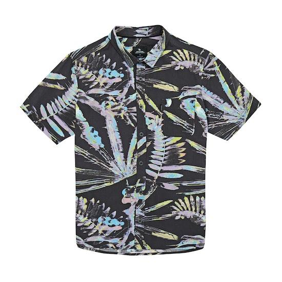 Rip Curl Glitch Boys Short Sleeve Shirt
