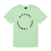 Rip Curl Woop Loop Short Sleeve T-Shirt