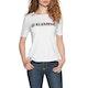Element Logo CR Womens Short Sleeve T-Shirt