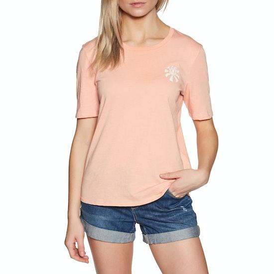 T-Shirt à Manche Courte Femme Element Modern