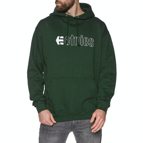 Pullover à Capuche Etnies Ecorp - Hunter Green