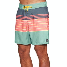 Protest Tano Boardshorts - Deep Coral