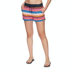 Protest Flowery 20 Shorts - Canyon